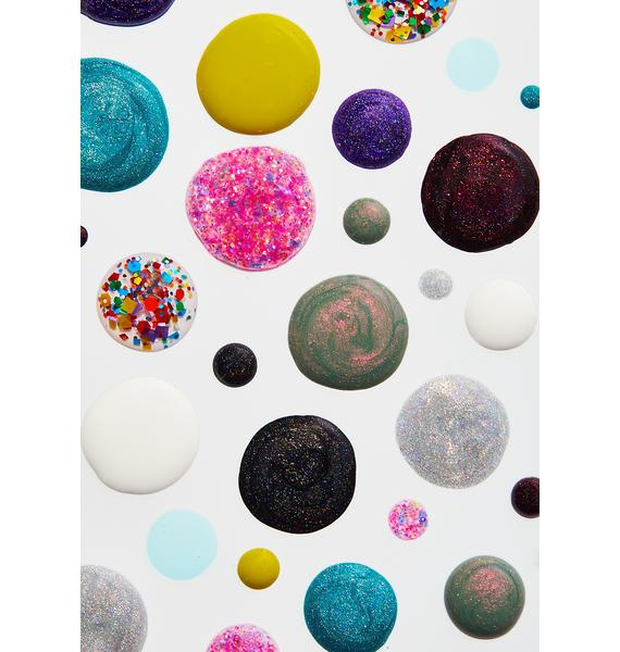 Cirque Colors Kaleidoscope Nail Polish