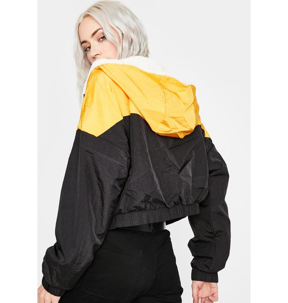In The Clear Track Jacket