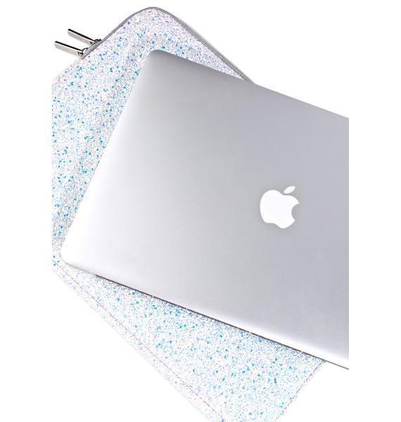 Skinnydip Frozen Laptop Case