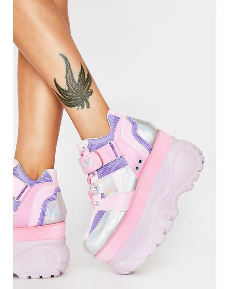 Fairywalker Platform Sneakers