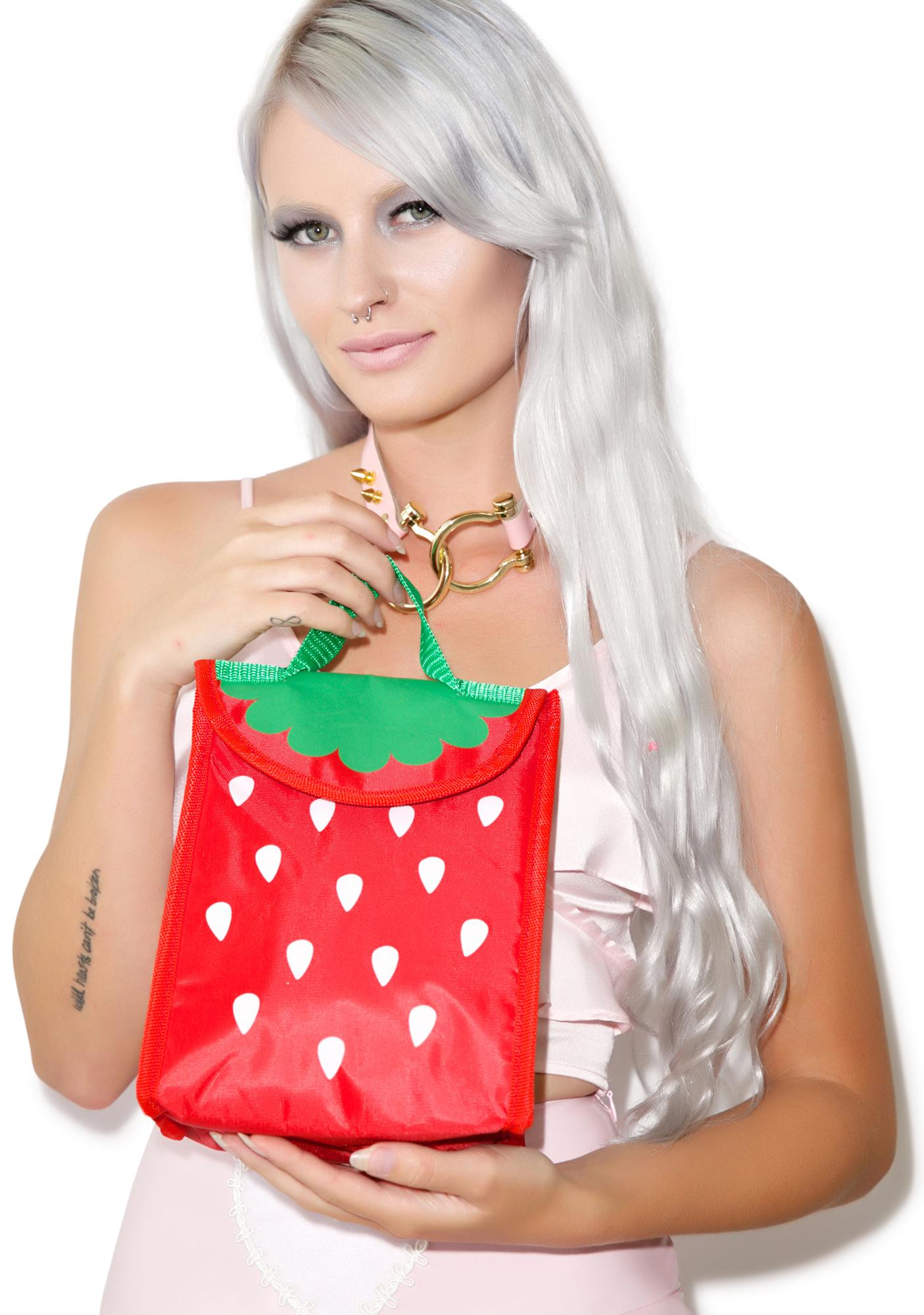 Berry-Licious Lunch Bag