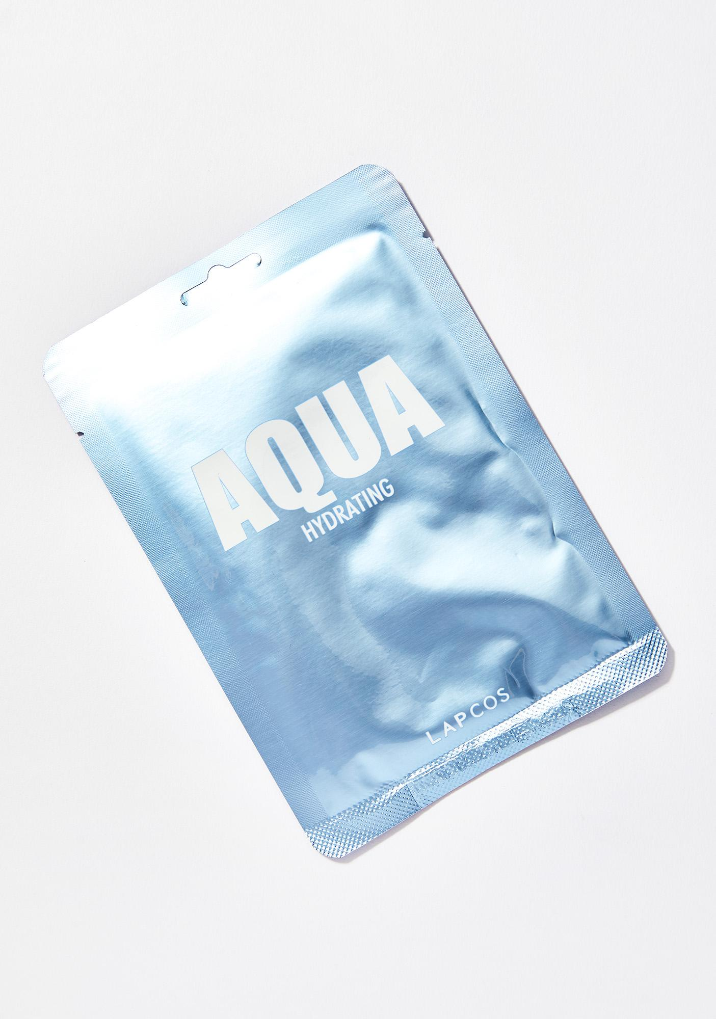 LAPCOS Aqua Hydrate Mask Set of 5