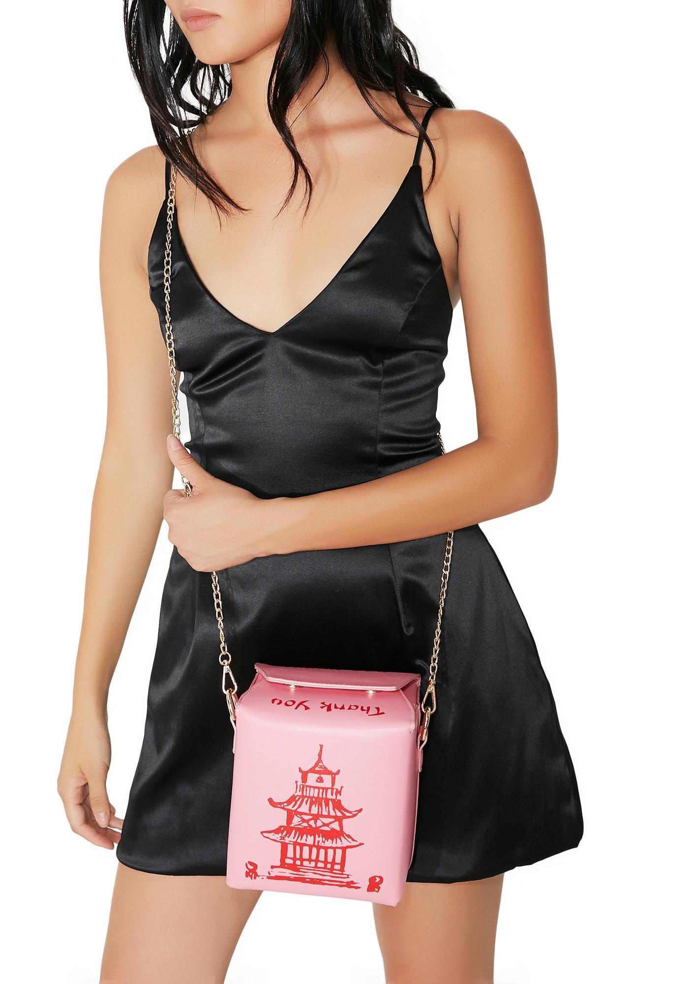 Take Me Out Crossbody Bag