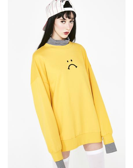 Unhappy Layer Sweatshirt