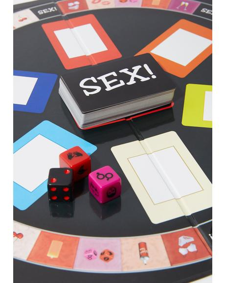 Endless Nights Of Amazing Sex Board Game