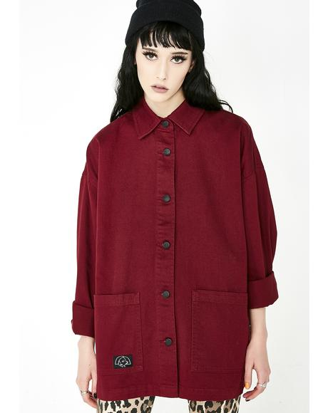 X Daria Chore Jacket