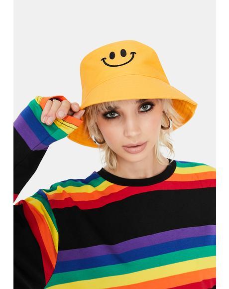 Sunshine Brings Me Joy Bucket Hat