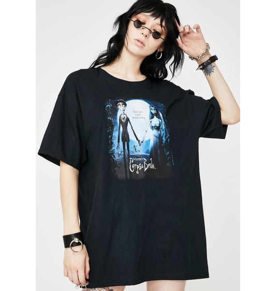 Trevco Til Death Graphic Tee