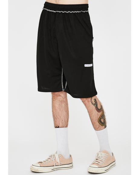 Mens Sport Mesh Shorts