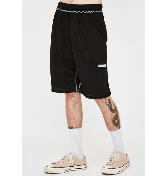 My Mum Made It Mens Sport Mesh Shorts