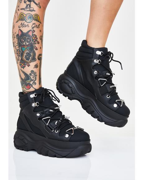 Venus Platform Boots