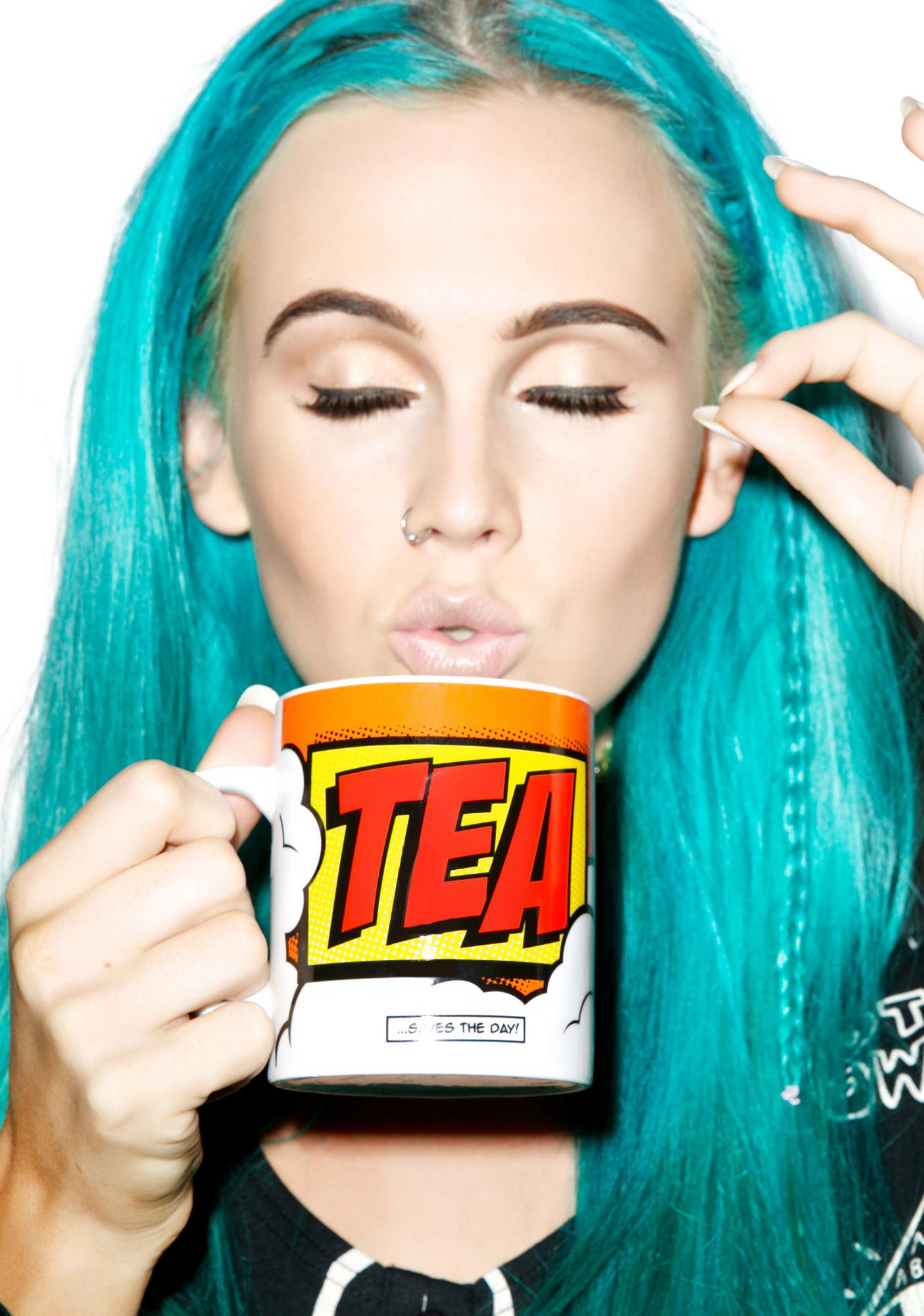 Tea To The Rescue Mug