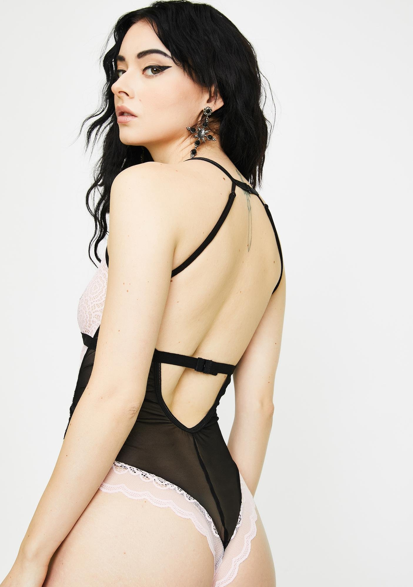 Sweetest Touch Lace Bodysuit