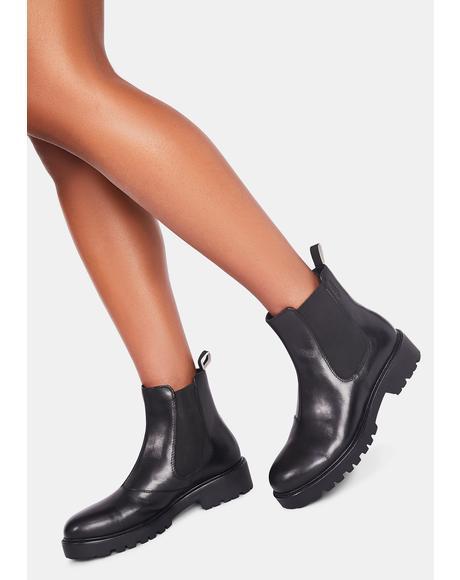 Black Kenova Boots