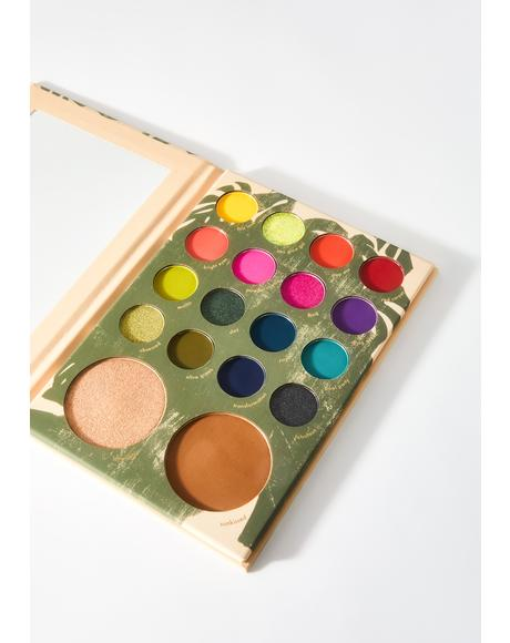 Make A Statement 16 Eyeshadow Palette