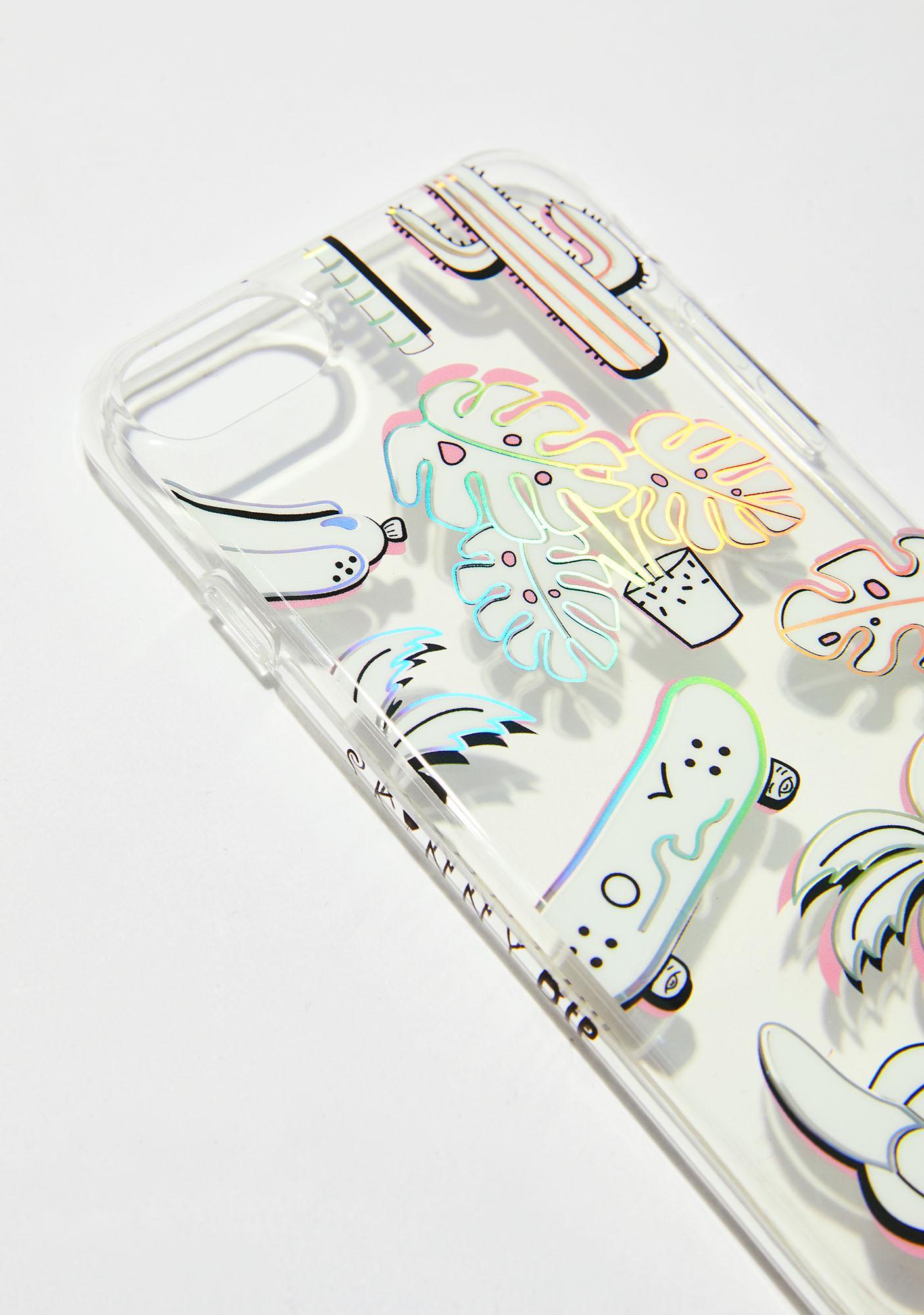Skinnydip California Dreamin' iPhone Case