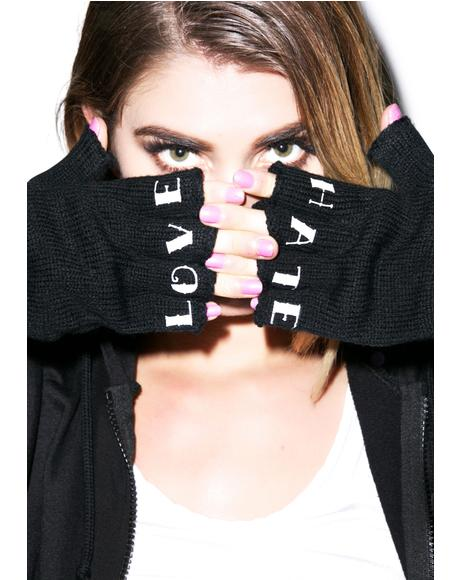 Love Hate Gloves