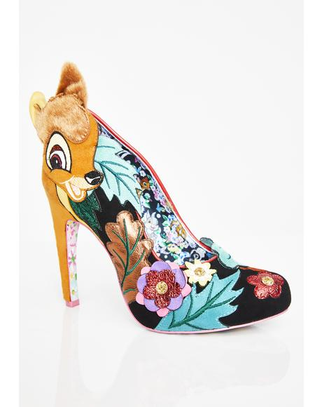 Prince Of The Forest Heels