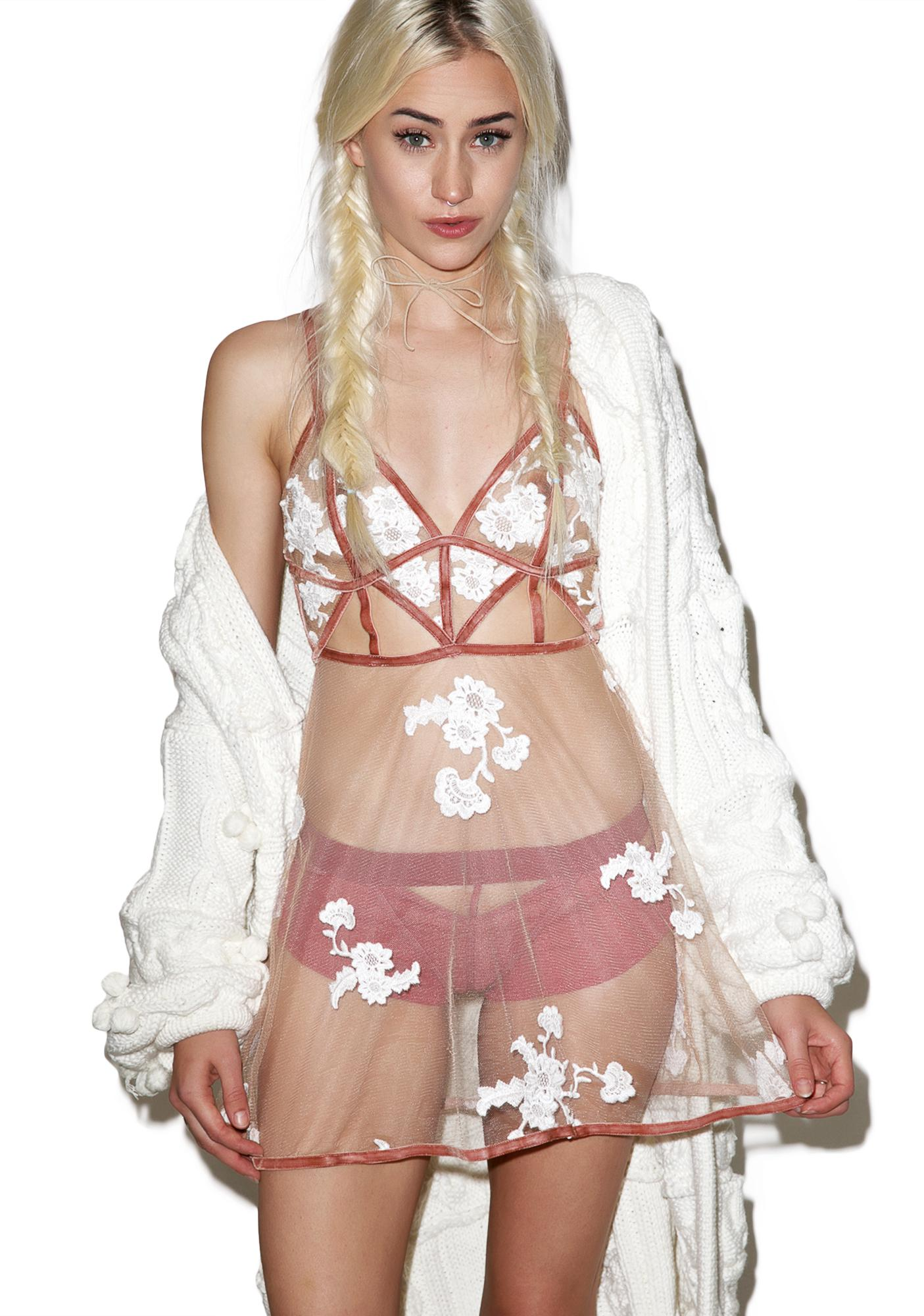 For Love & Lemons Darla Nighty