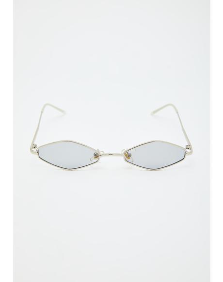 Mystic Ice Empress Tiny Sunglasses