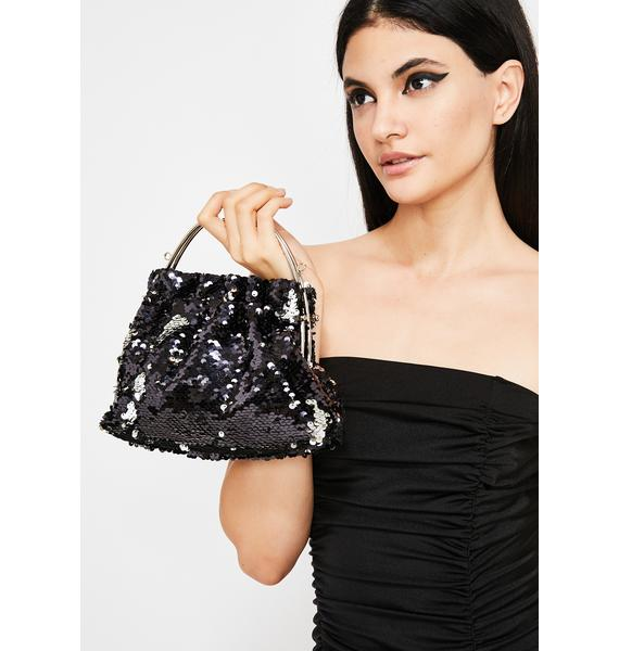 Luxxe Lifestyle Sequin Clutch