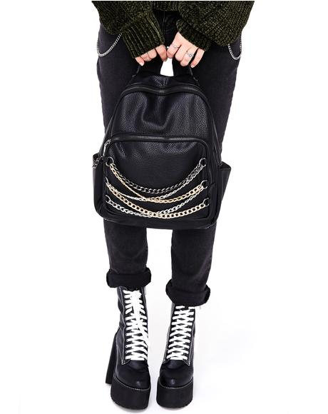 Chain Attraction Backpack
