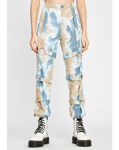 Hellbound Honey Cargo Pants