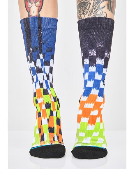 Space Crew Socks