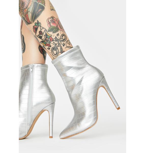 Public Desire Revive Ankle Boots