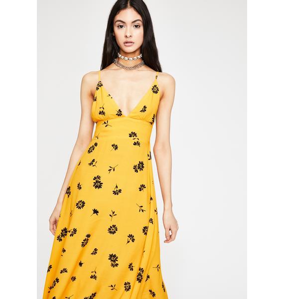 Summer Sis Floral Dress