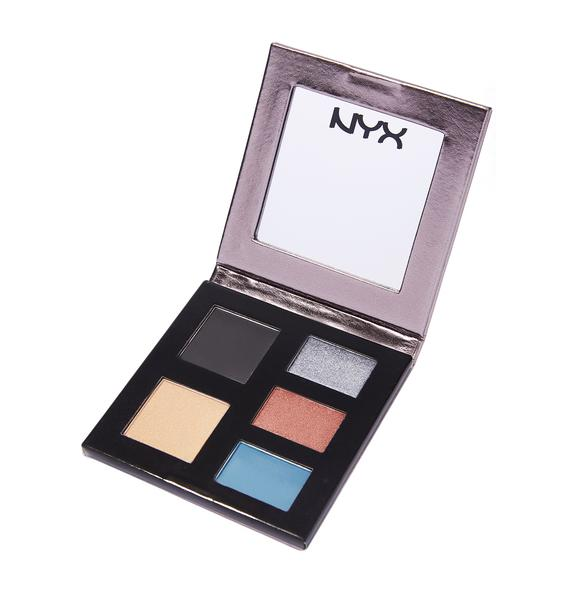 NYX California Dreaming Rocker Chic Palette