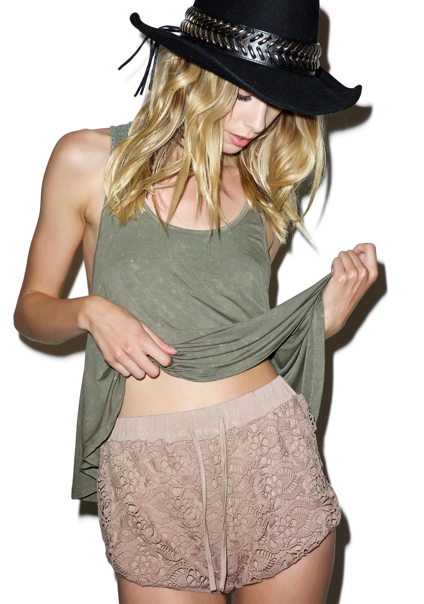 Fawn Over You Shorts