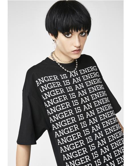 Anger T Shirt