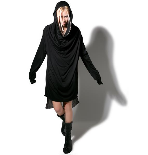 MNML Devil In A New Hooded Dress