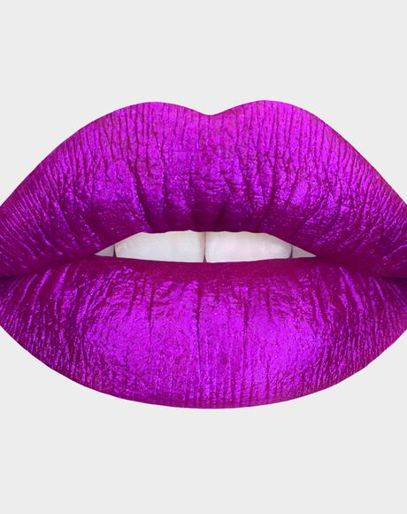 Passionfruit Metallic Velvetine Liquid Lipstick