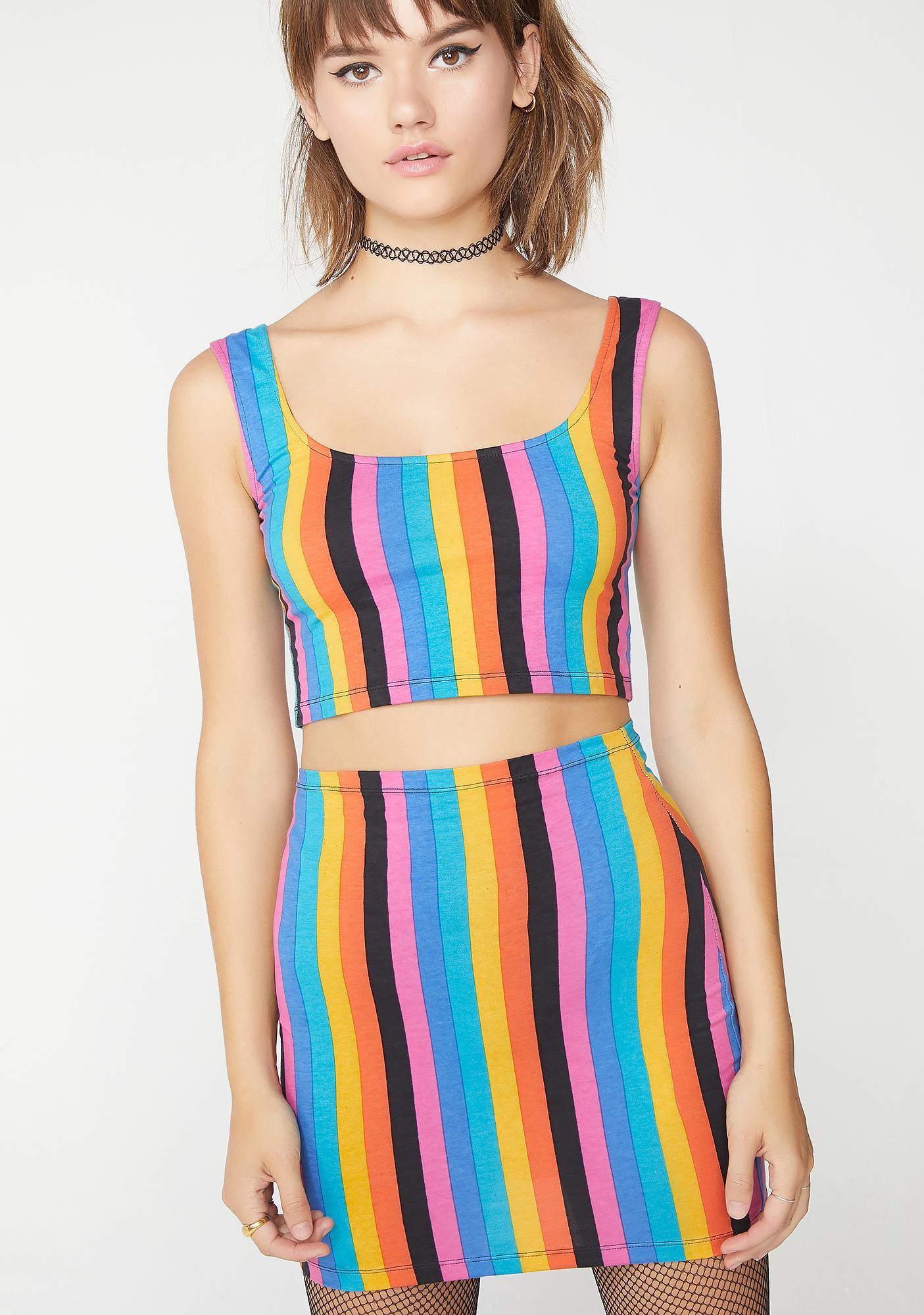 Motel Candy Kimmy Skirt