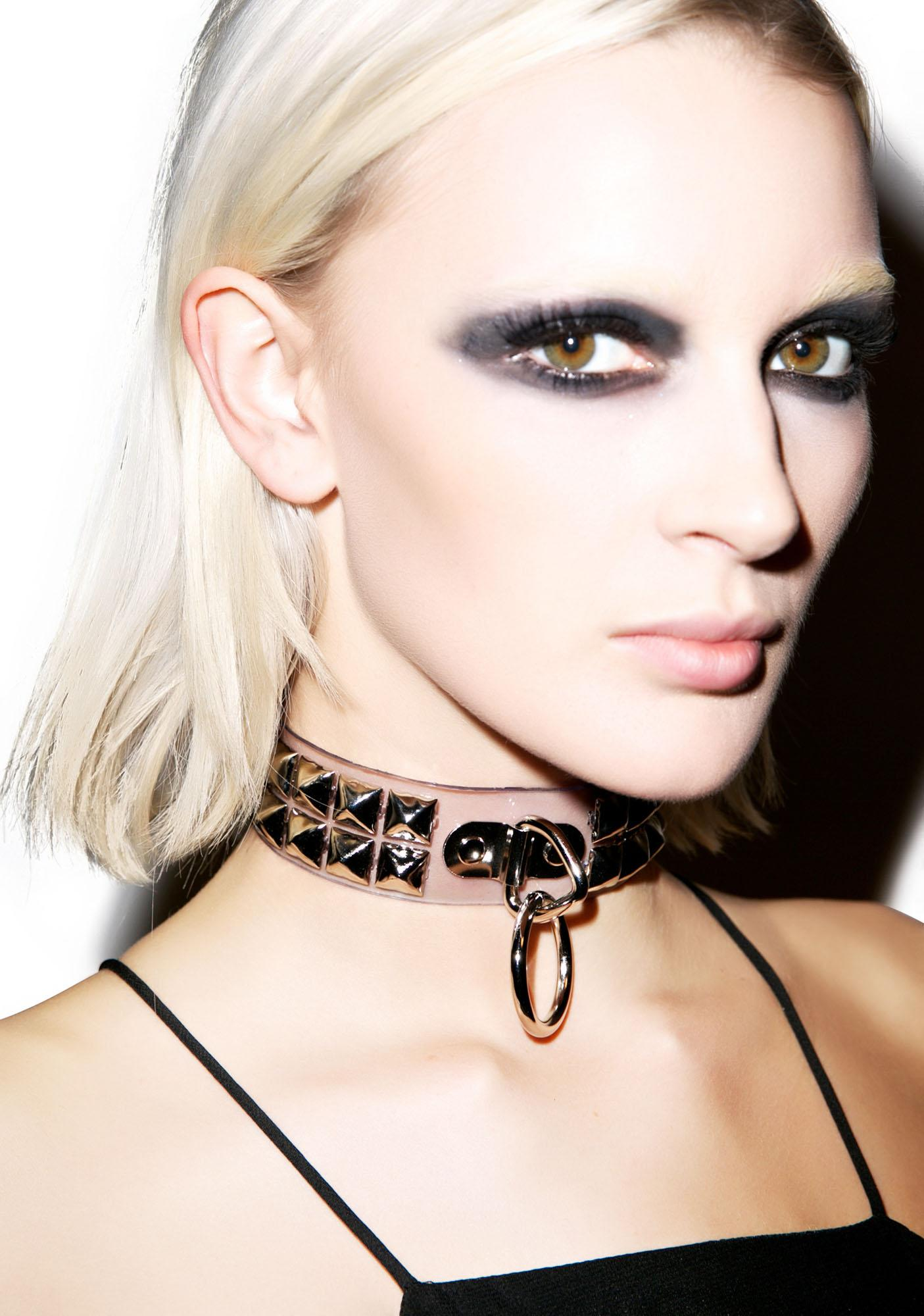 Club Exx Stud By Me Choker