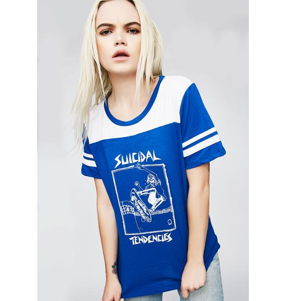Suicidal Tendencies Skater Tee