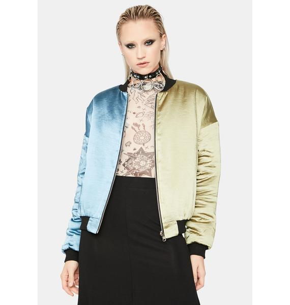 Into The Deep Bomber Jacket