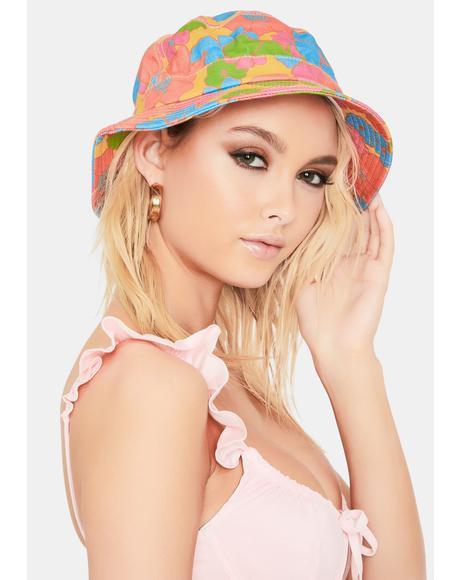 Groovy Jax Floral Bucket Hat