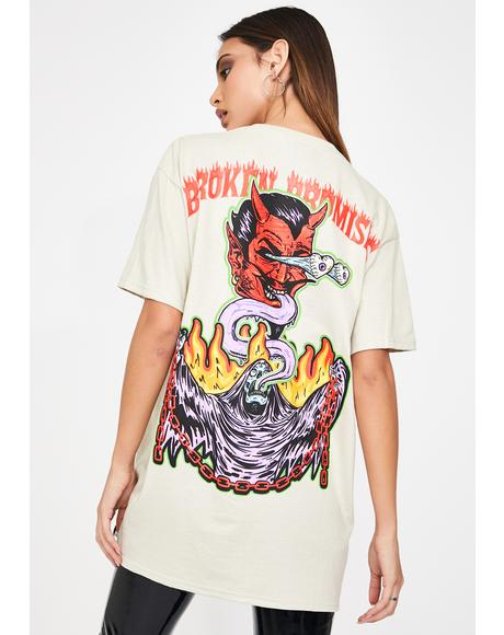 Worst In Me Graphic Tee