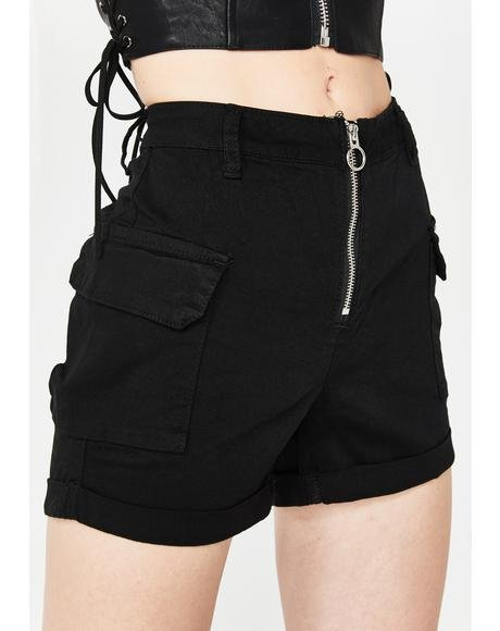 On A Mission Cargo Shorts