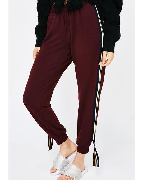 Always On Track Joggers