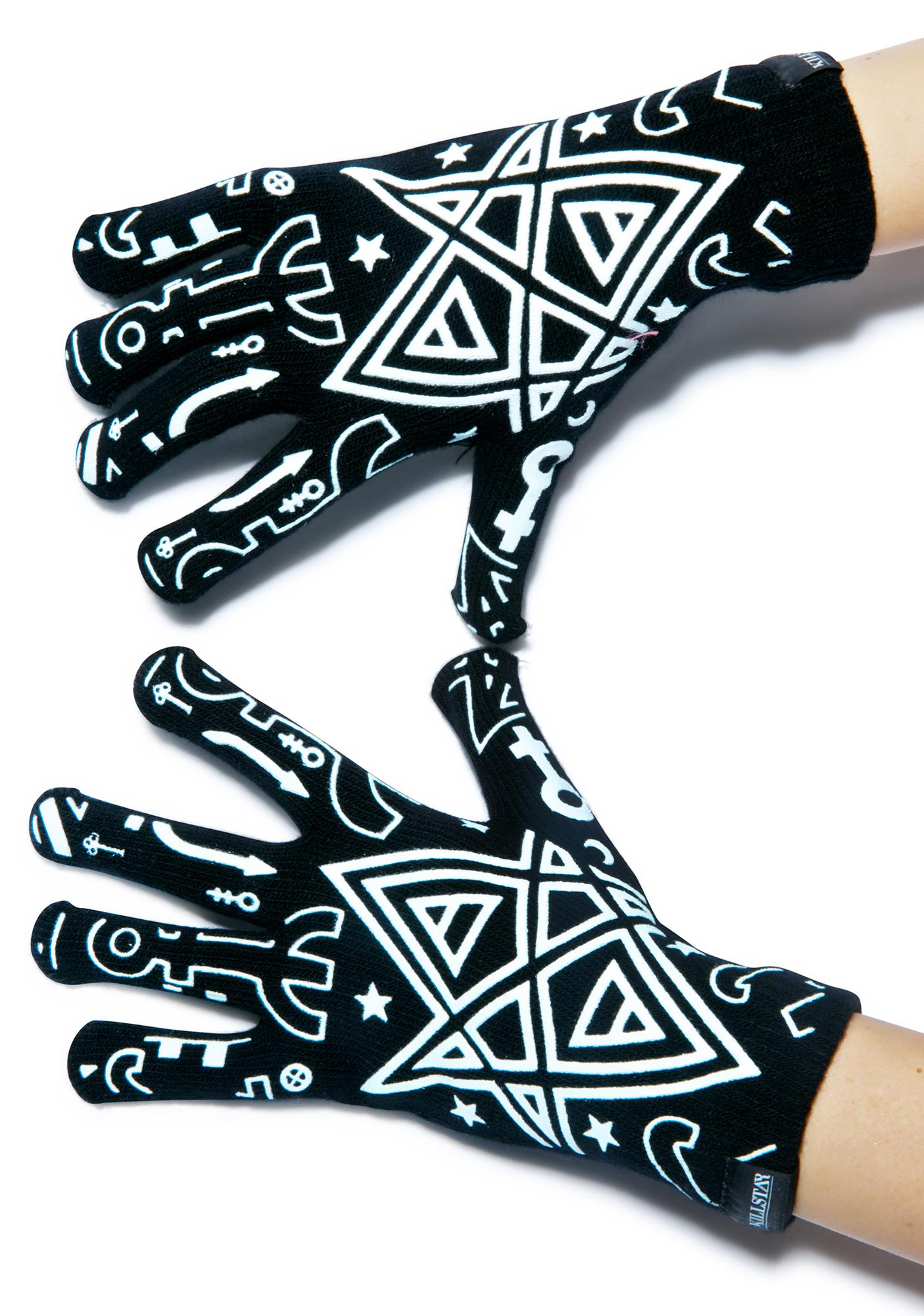 Killstar Thelema Gloves