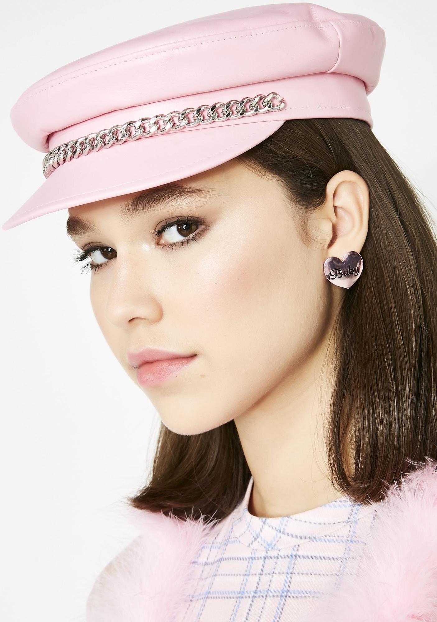 Chrome Heart Biker Hat