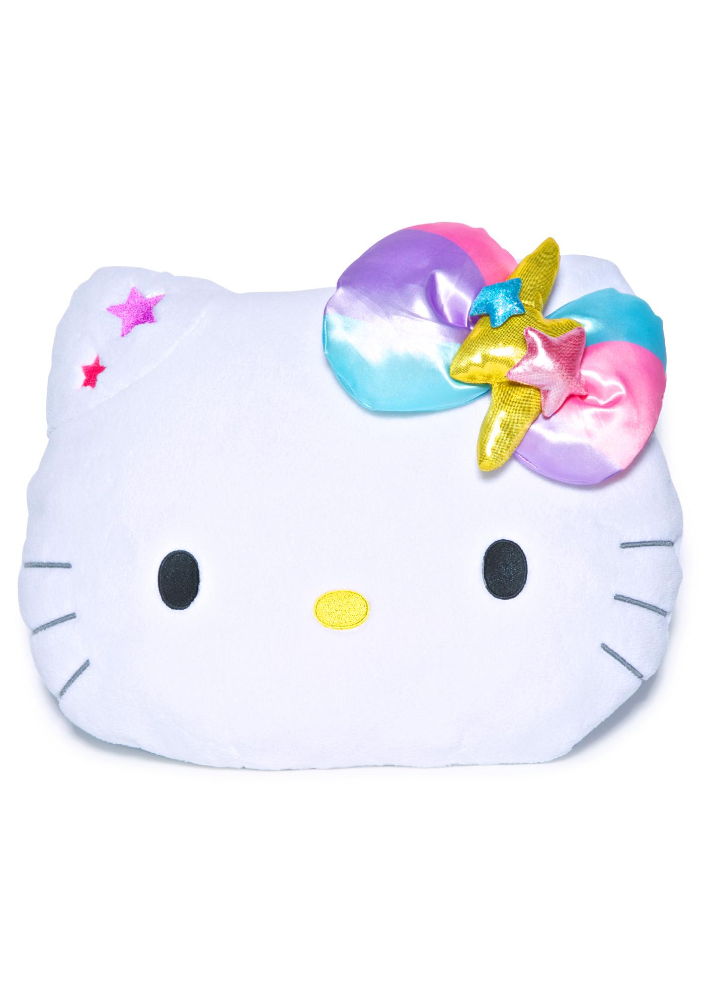 Sanrio Pastel Pop Hello Kitty Cushion