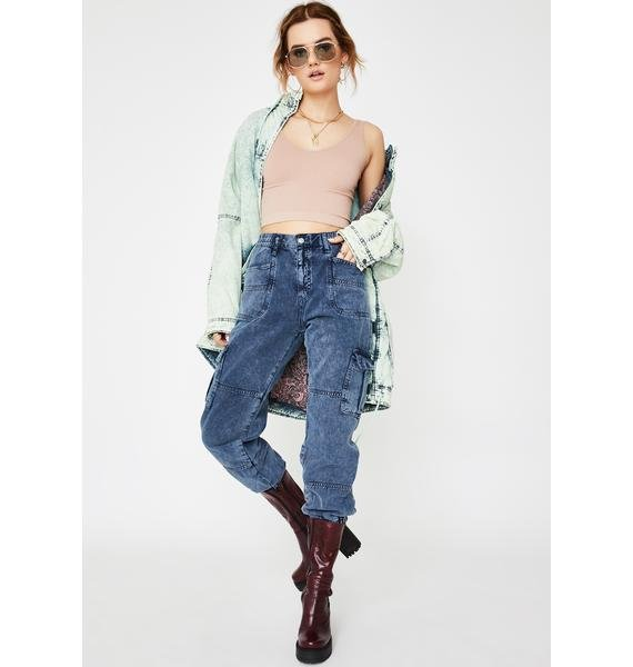Free People Platoon Cargo Pants