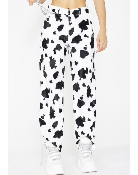 Moo Moo Chain Pants