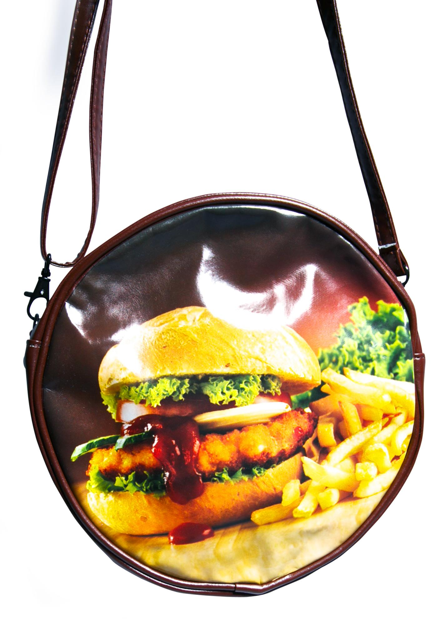 Good Burger Purse