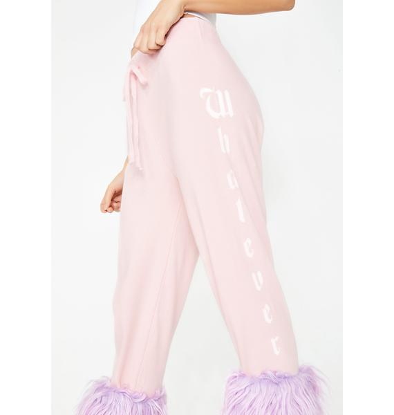 Wildfox Couture Whatever Jack Jogger